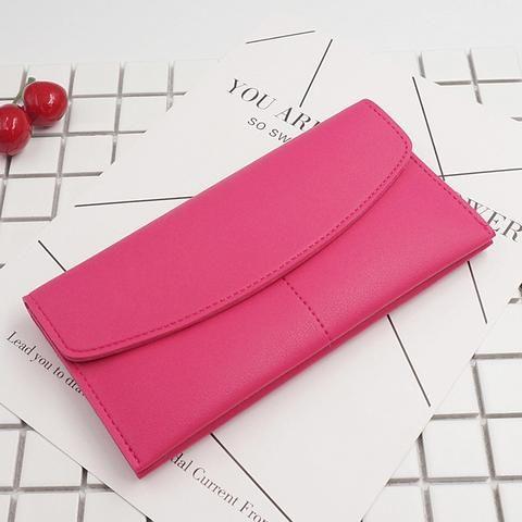 [EBay] Coheart Women Wallet Simple Style Top Quality Female Wallet Long Purse Multifunction Women Clutch Money Bag Card Holders New