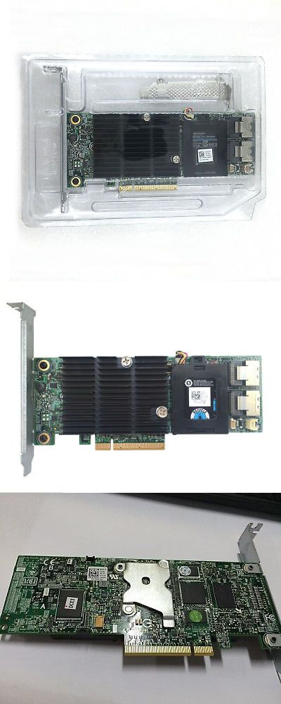 Disk Controllers RAID Cards 56091: Dell Perc H710 Adapter