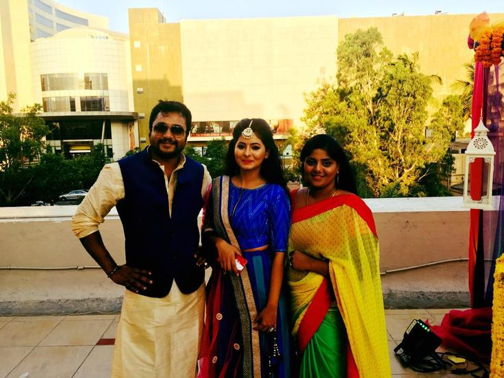 Exclusive Photos From The Sangeet of Bobby Simha & Reshmi Menon  #Ezwed #Celebrity #Wedding #BobbySimha #ReshmiMenon