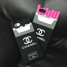 http://www.iphone6coverjp.com/chanel-iphone6s6s-p-3718.html Chanel iPhone6sタバコケースシリコンシャネルアイフォン6sプラスカバー人気 送料無料