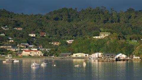 Oban, Stewart Island