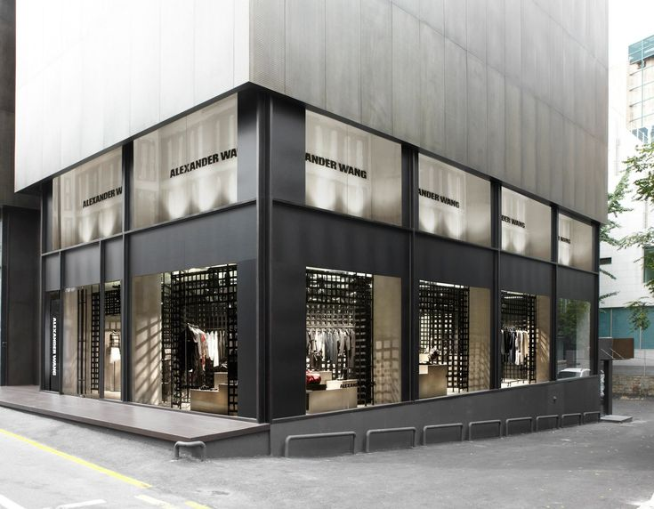 Alexander Wang Pop Up Store Seoul South Korea With