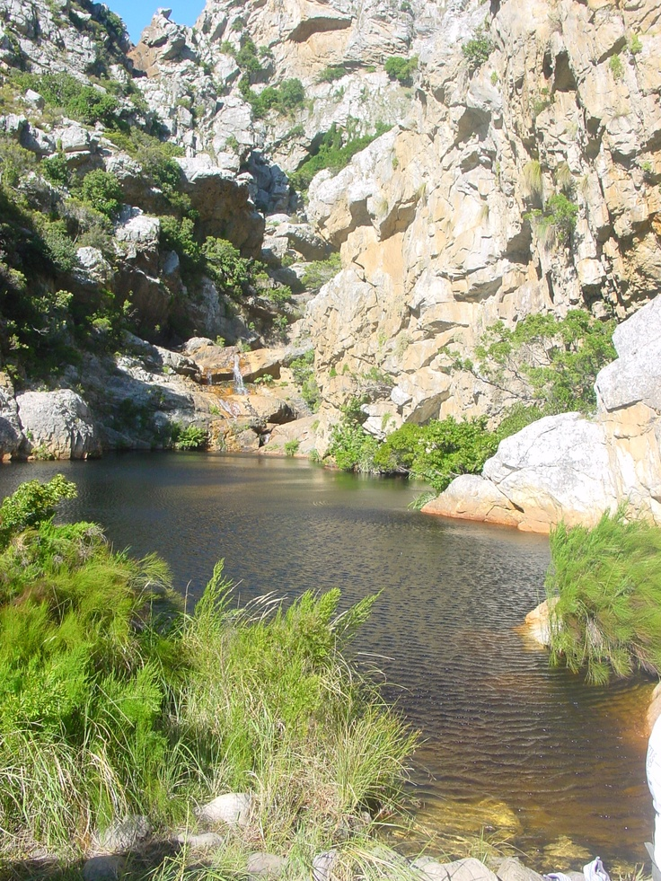 steenbras river trail capetown