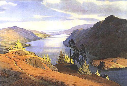 William Heaton Cooper, Ullswater
