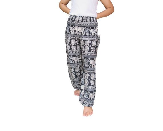 Harem Pants Hippie Pants Boho Pants Thai Pants by rockbox99 https://www.etsy.com/listing/244883364/harem-pants-hippie-pants-boho-pants-thai?ref=shop_home_active_7
