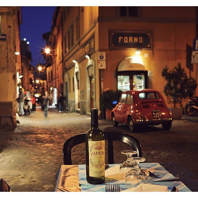 Best Romantic Restaurants In Rome Italy: Italy ... That's Amore