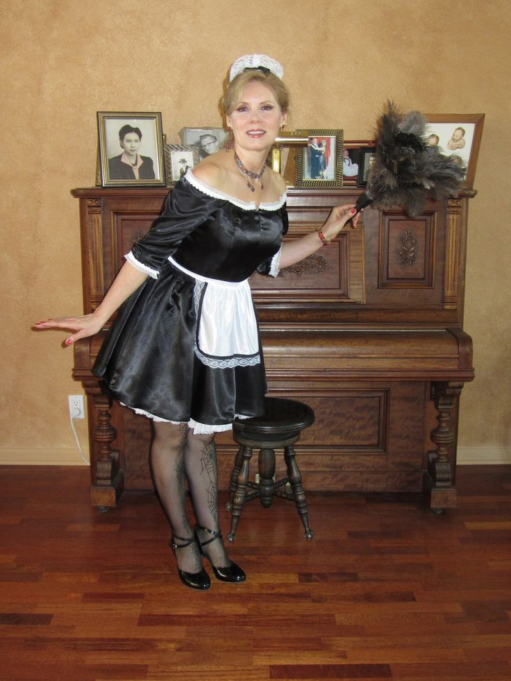 French Maid  Clothes I Want To Wear  Pinterest  French -3468