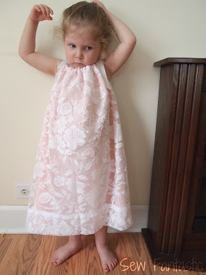 (Pillowcase dress) so cute, if i had a girl! looks easy too!: Girl Clothes, Pillowcase Dresses, Sew Fantastic, Pillowcases, 0 Sewing