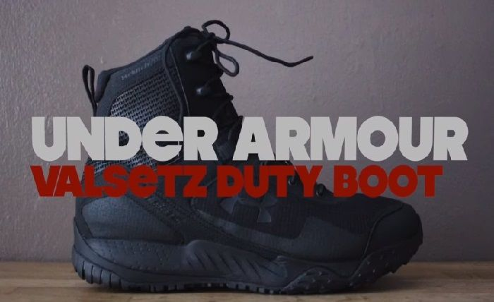 ContentsUnder Armour Valsetz RTS ReviewAt Frist GlanceOuter Specs & ConstructionComfort Is The Key Selling PointInside The ValsetzTractionLacing SystemDrawbacks Of The UA Valsetz RTSUnder Armour Boots Lifetime WarrantyUnder Armour Valsetz Waterproof?BreathabilityFeatures In A NutshellConsFinal ThoughtsRelated What we are reviewing today is perhaps one of the most comfortable duty boots ever made by Under Armour. Yes, we ... Read moreUnder Armour Valsetz RTS Review | Comfortable & Styl...