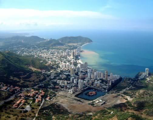 """Santa Marta - Colombia """"Ciudad, mar y montaña"""" - SkyscraperCity"""
