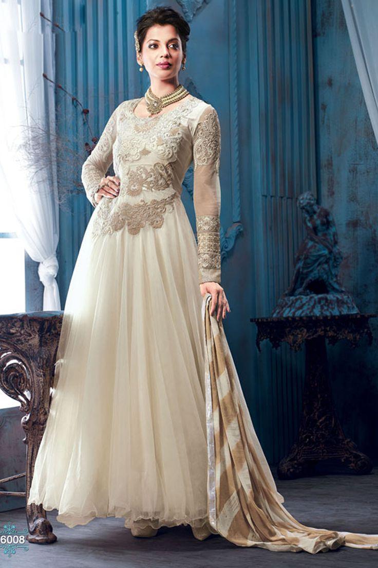 Floor Length Wedding Designer Anarkali Suit Perfect