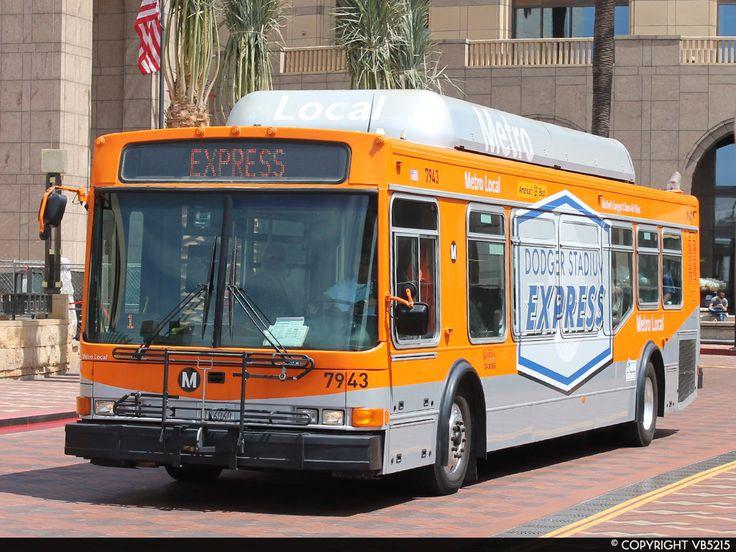 Los Angeles County Metropolitan Transportation Authority #7943   Flickr - Photo Sharing!