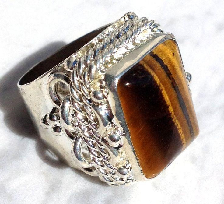 Large Programmed Manifestation Ring Metaphysical Crystal