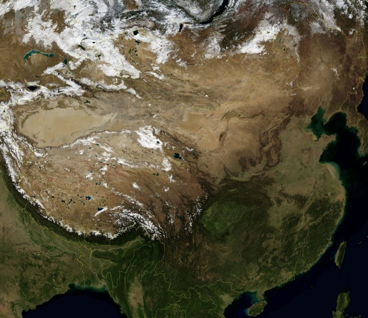 Satélite da China 2