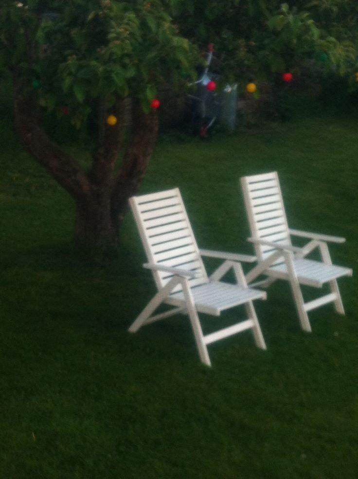 Sitte under epletreet
