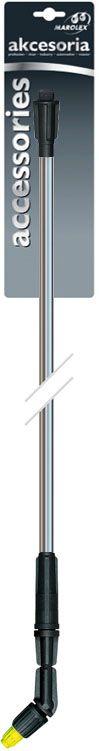 R01mxs  A lança se adapta a todos os pulverizadores do tipo costal e pulverizadores de compressão Marolex  É possível usar convenientes extensões de: 60cm e 100cm.