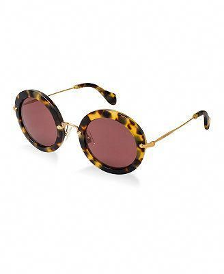 d5130b35f730 Miu Miu Sunglasses