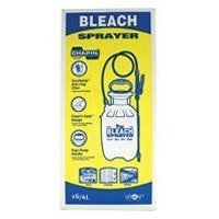 Chapin Manufacturing,P 133971 Bleach Sprayer - 1 Gallon by Chapin. $22.40. Clean and Easy Design.. Sure-Spray Anti-Clog Filter.. Color: White/ Blue.. Size: 1 Gallon.. Ergo Pump Handle for Easy Pressurizing.. Industrl Bleach Sprayer 1G or
