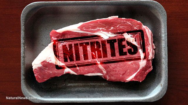 Red meat doesn't cause cancer… it's the sodium nitrite added to processed meats – NaturalNews.com