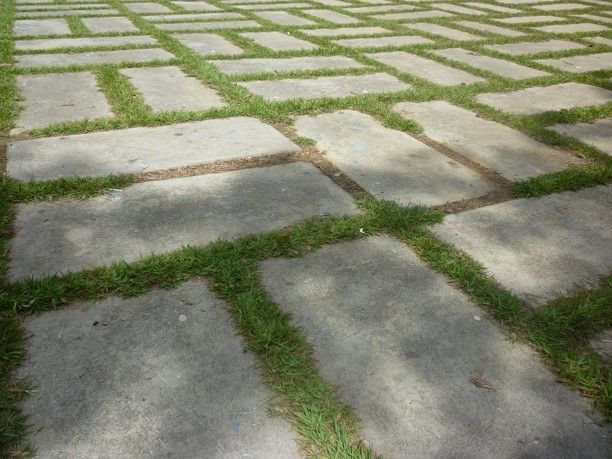 Rectangular Stones For Your Patio Or Driveway.