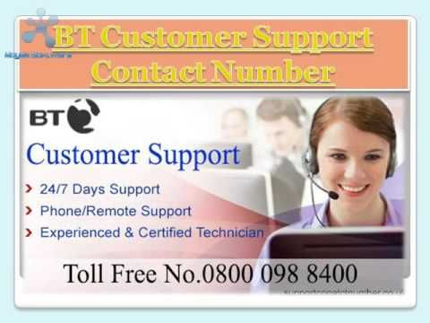 Are you facing any kind of technical issues? Need BT mail, Yahoo mail, MacAfee, Dell, Safari support Phone Number and other help??? In this video available all technical issues support and you can direct dial our toll free Customer Care Support Contact Number 0800 098 8400 and get best answer.