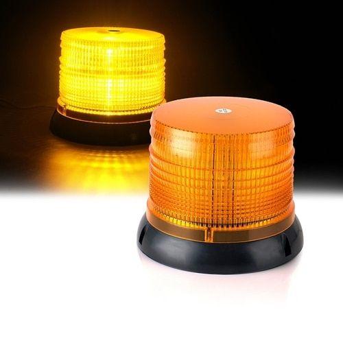 Emergency Flashing Revolving Orange Amber Beacon Light
