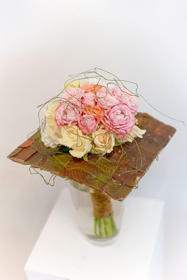Flower Show school, Ukraine :: Professional Florist session