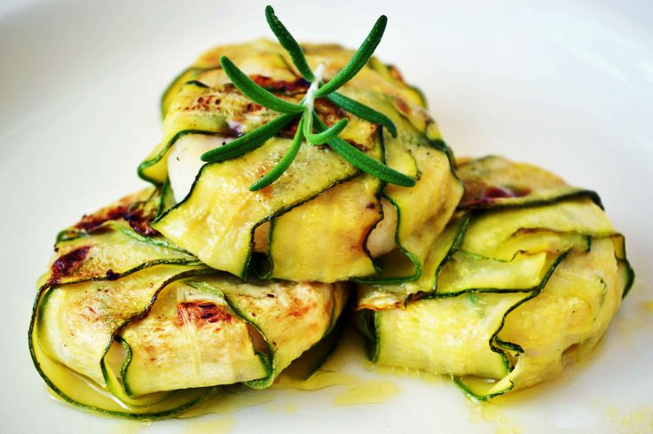 Zucchini Wrapped Fish Filet - Powered by @ultimaterecipe