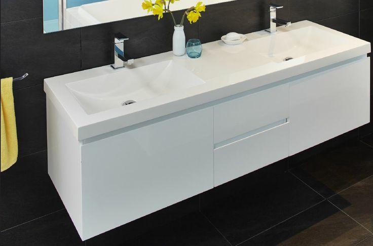 The Element Vanity will look great in a range of #bathrooms from classic to contemporary.