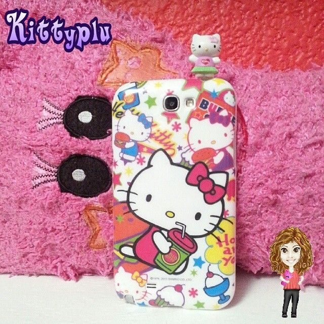 Another shot of My #new #HelloKitty #cellphone #case with my #HK #plugy 💜 💙 💜 💙 💜 💙 💜 💙 💜 💙 💜 💙 💜 💙 💜 💙 💜 💙 💜 💜 💙 💜 💙 💜 💙 💜 💙 💜 💙 💜 💙 💜 💙 💜 💙 💜 💙 💜 #Kittyplu #loveit #kawaii #photooftheday #likeit #instacute #cute #omg #cool #instagood #supercute #bestoftheday #nice #instadaily #Sanrio #HellokittyAddict #HelloKittyStuff #IloveHelloKitty #HelloKittyLovers #HelloKittyCollection #HelloKittyObsession #HelloKittyFan #HelloKittyCollector #plugin