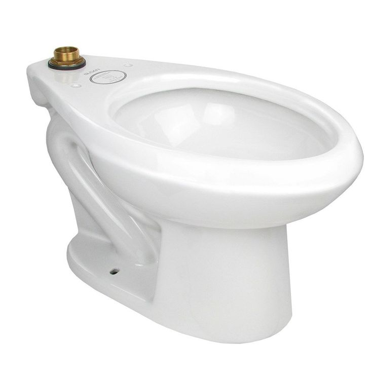 Floor Mounted 1.6 GPF ADA Compliant Toilet Products