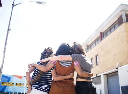 You don't need to share my faith to be my friend.     An honest look at what being a friend really means and how often we just opt out.     To read more, click here: http://www.franthring.com/