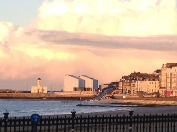 Towards the Old Town & Turner Contemporary, Margate