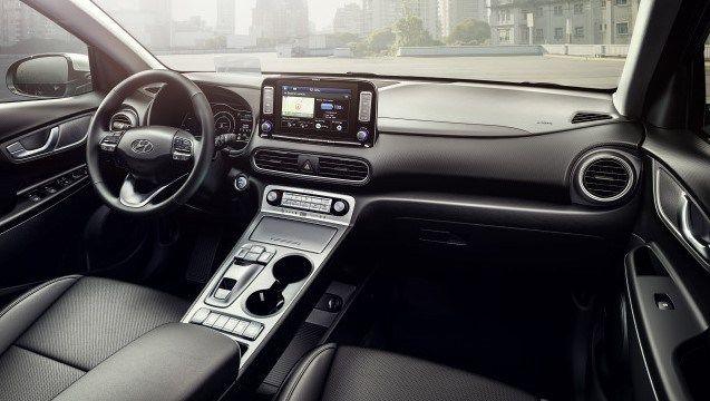 2019 Hyundai Kona Dashboard Kona Hyundai Hyundai Hyundai Suv