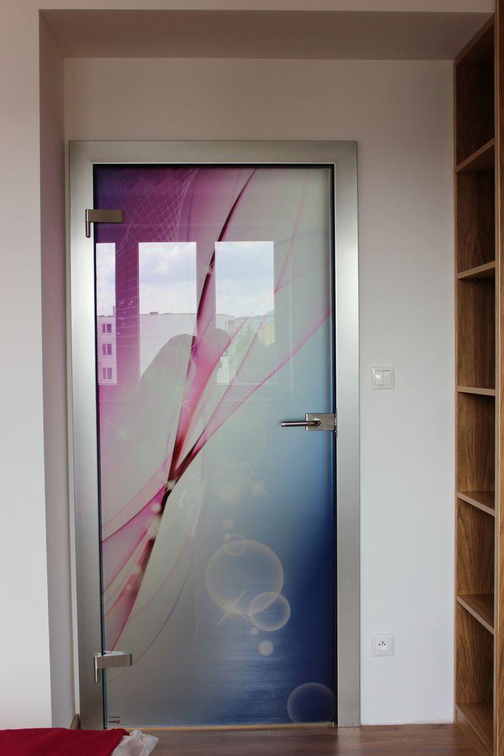 sklenené dvere GG-122.3