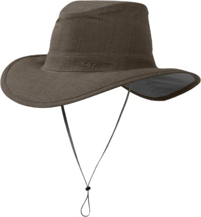Outdoor Research Olympia Rain Hat Earth M