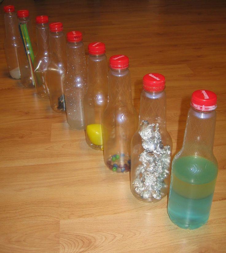 Schüttelflaschen