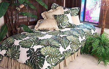Tropical Beach Bedroom Decorating Ideas