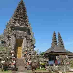 Pura Ulun Danu Batur Bali #TouristDest TouristDest.com