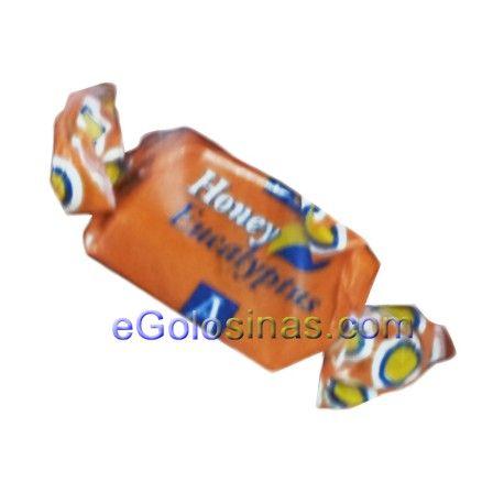 CARAMELO ARTESANO MIEL EUCALIPTO TACO 1kg son caramelos de artesanos Aguera. Se vende en bolsas de 1Kg.