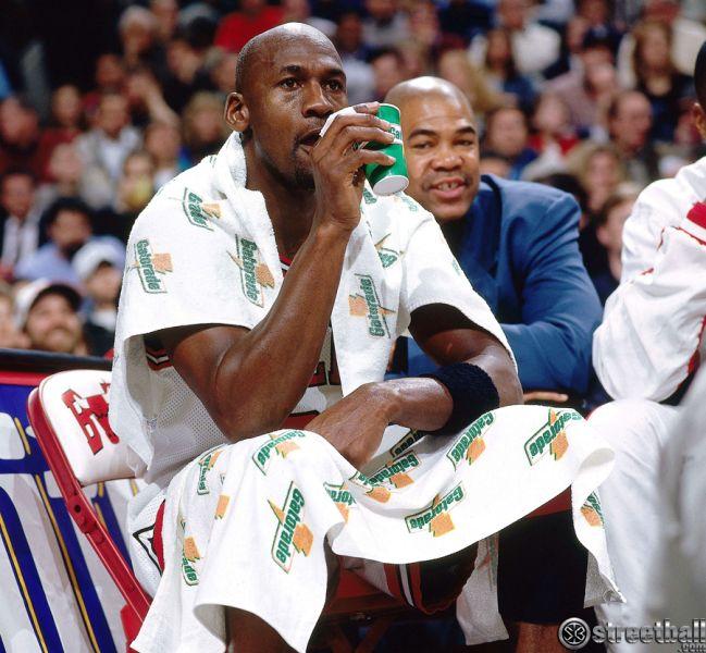 Michael Jordan Gatorade Bulls Wallpaper