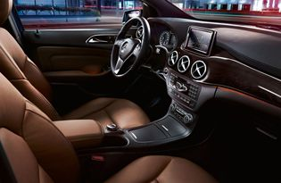 Interview Question - favourite car: Mercedes-Benz B250 - sporty, practical, well-made