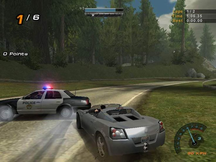 Need for Speed Hot Pursuit 2 Video game Preview