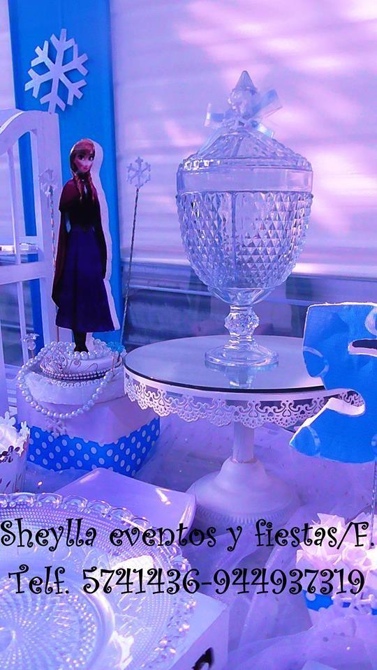 decoracin de frozen sheylla eventos y informes imbox correo