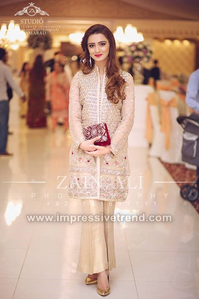Pakistani Dresses For Wedding Party 2018 57 Off Awi Com