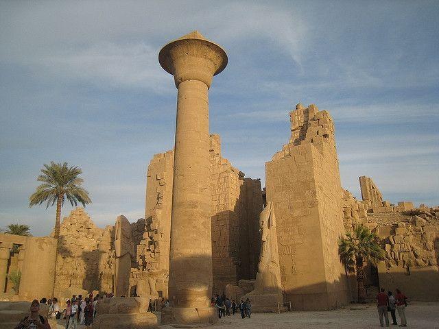 karnak | ... > Ägypten-Ausflüge > Luxor > Karnak-Tempel & Luxor-Tempel Ausflug