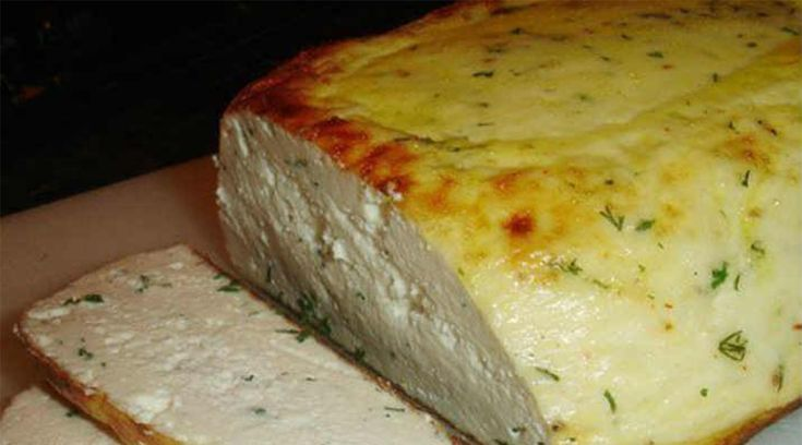 Sütőben sült házi túró, a legízletesebb előétel! Káprázatosabb túrós finomságot még nem ettél!