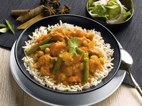 Gluten Free Indian Butter Chickpea Curry