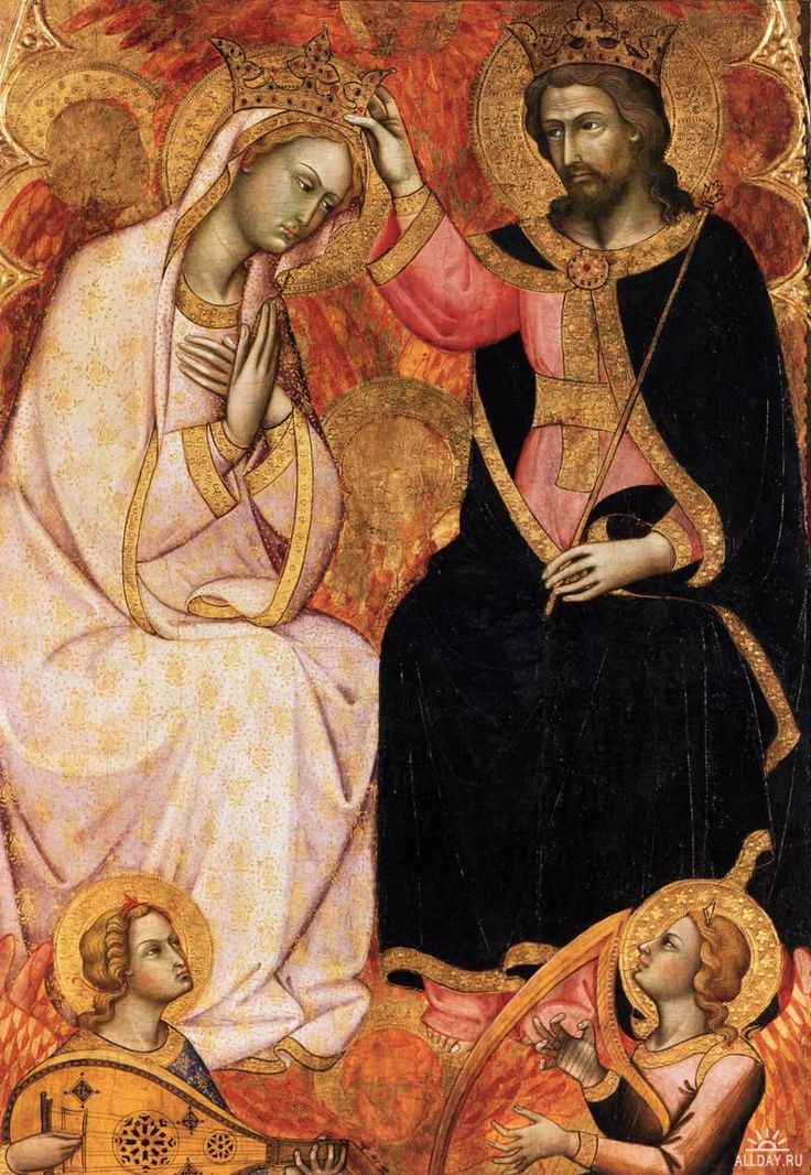 Коронация Марии.