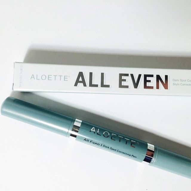 Dark spots? Splotchy skin tone? Don't get mad, get even. #AllEven